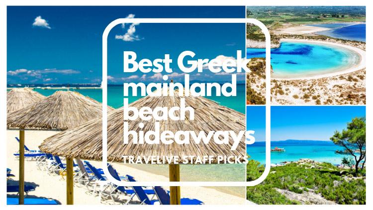Best mainland beaches Greece