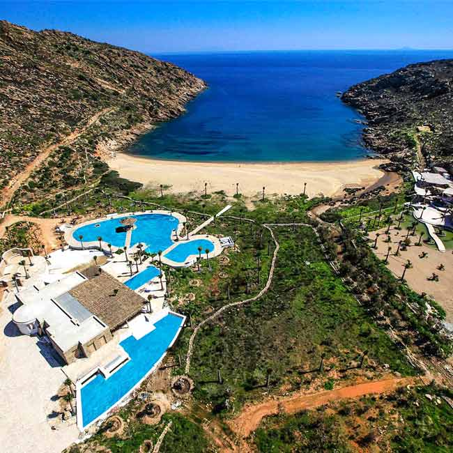 Calilo Hotel on Ios Island - Travelive Blog