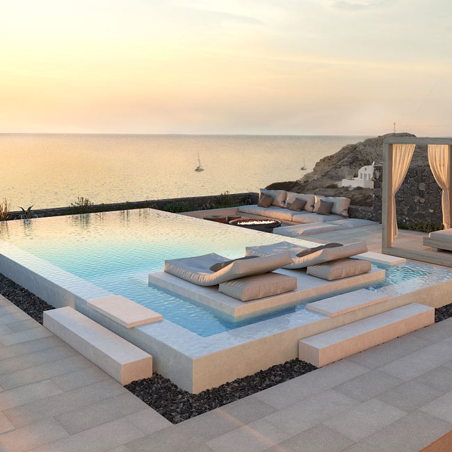Canaves Oia Epitome, Santorini - Travelive Blog