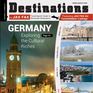 Jax Fax Travel Magazine - Travel News