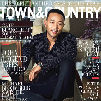Town & Country June 2017 Issue - Travel News