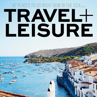 Travel + Leisure August 2013 Issue - Travel News