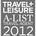 Travel + Leisure A-List 2012