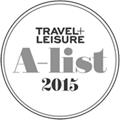 Travel + Leisure A-List 2015