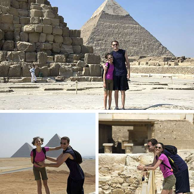 Ed & Jane in Egypt - Travelive Reviews