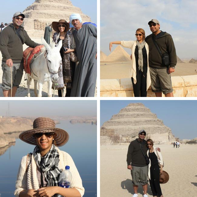 Jaycob in Egypt - Travelive Reviews