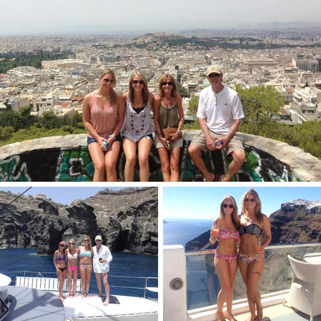 Alexandria & Family in Greece - Travelive Reviews