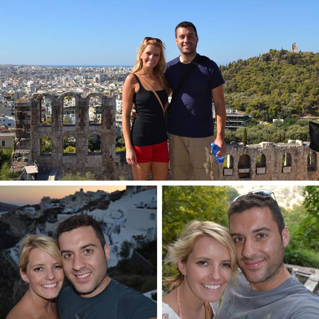 Amanda & Alex in Greece - Travelive Reviews