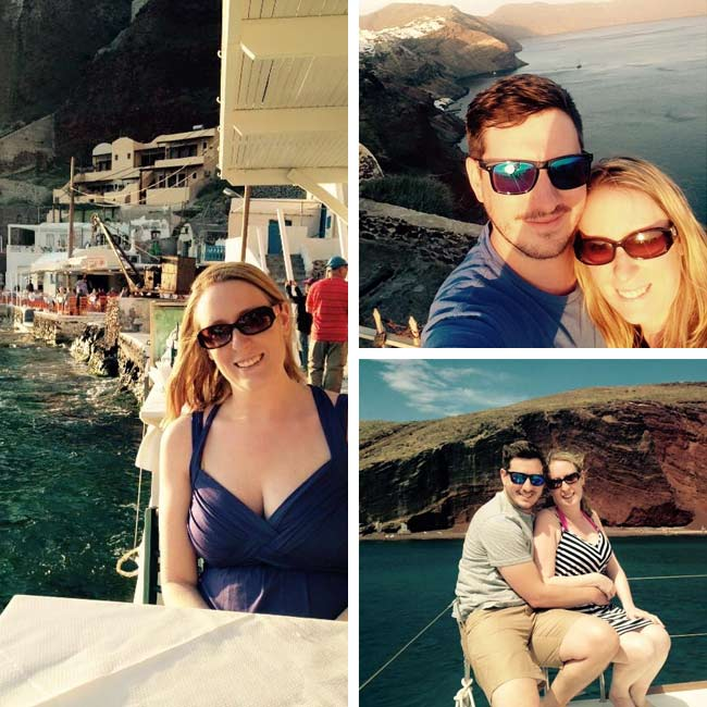 Brianna & Daniel in Greece - Travelive Reviews
