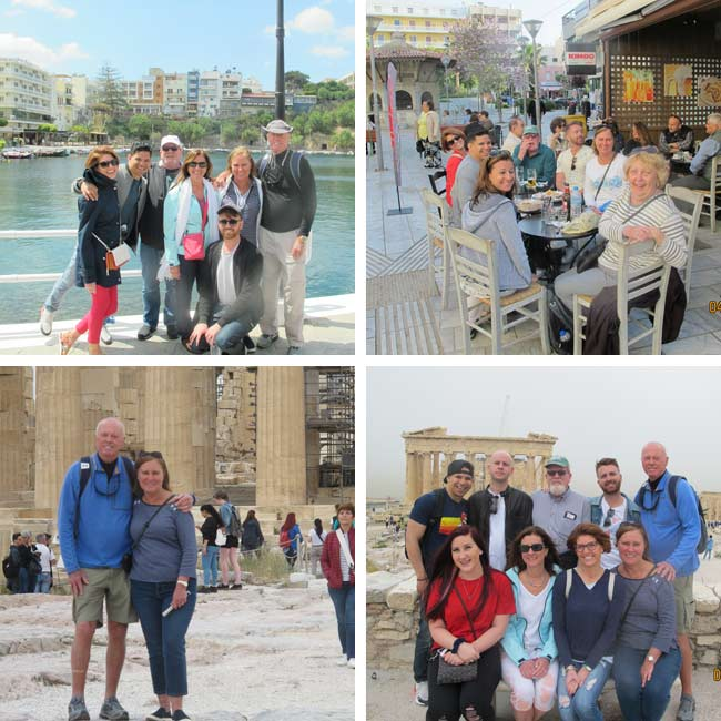 Noreen & Friends in Athens and Crete, Greece - Travel Reviews