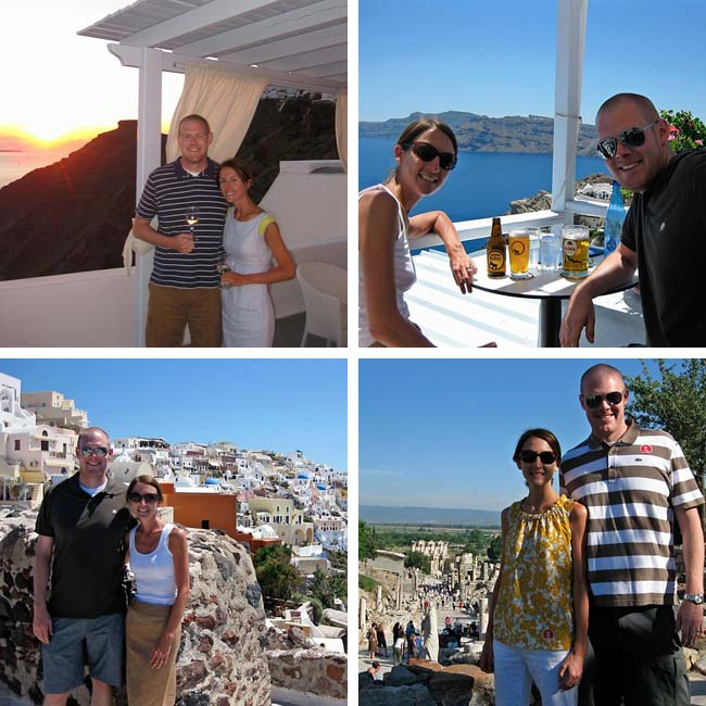 Renee & James in Greece - Travelive Reviews