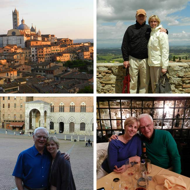 Amy & Wayne in Italy - Travelive Reviews