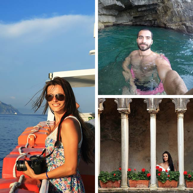 Colette & Mario in Italy - Travelive Reviews
