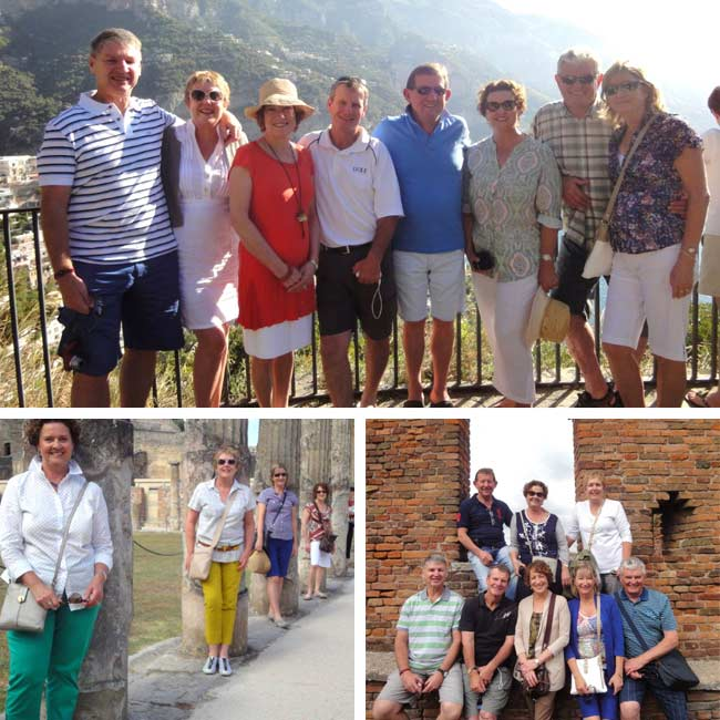 Ron & Friends in Italy - Travelive Reviews
