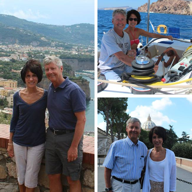 Skip & Joanne in Italy - Travel Reviews
