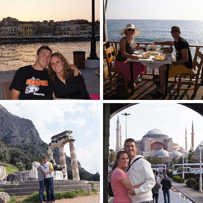 John & Jenn in Turkey & Greece - Travelive Reviews