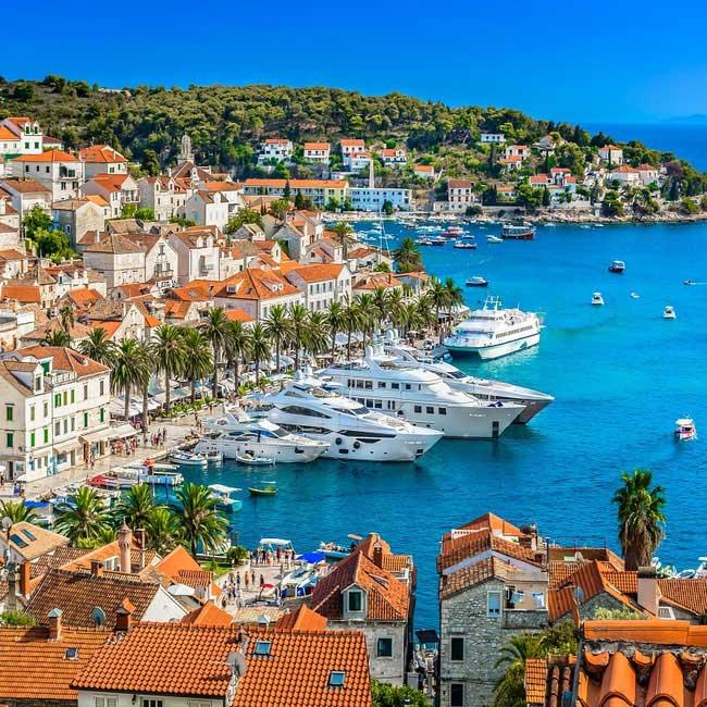 Hvar Town on Island Hvar – Croatia Vacation Packages, Travelive