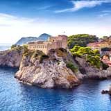 Lovrjenac Fortress Dubrovnik - Croatian Luxury Holiday by Travelive