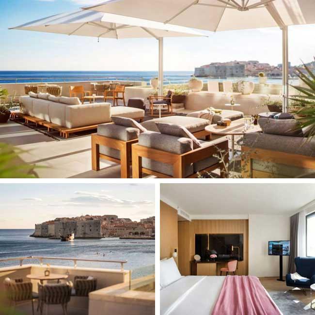 Hotel Excelsior Dubrovnik - Dubrovnik Hotels, Travelive