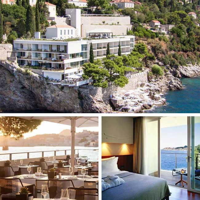 Villa Dubrovnik - Dubrovnik Hotels, Travelive