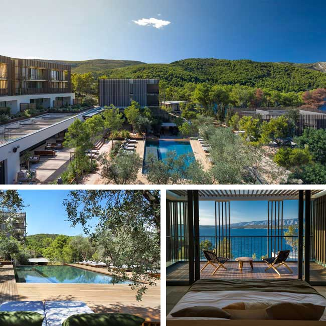 Maslina resort - Hvar Hotels, Travelive