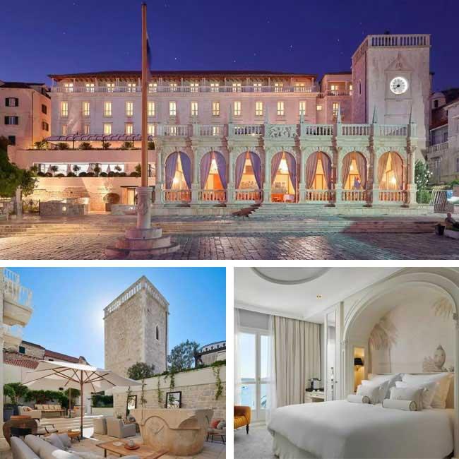 Palace Elisabeth - Hvar Hotels, Travelive