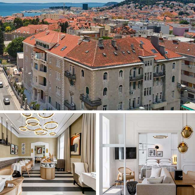 Heritage Hotel Fermai - Split Hotels, Travelive