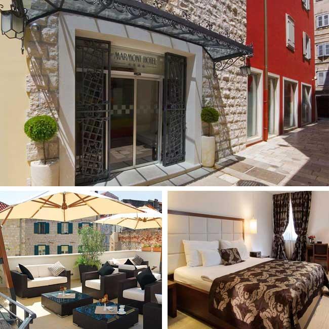 Hotel Marmont Heritage - Split Hotels, Travelive
