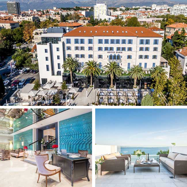 Hotel Park Split - Split Hotels, Travelive