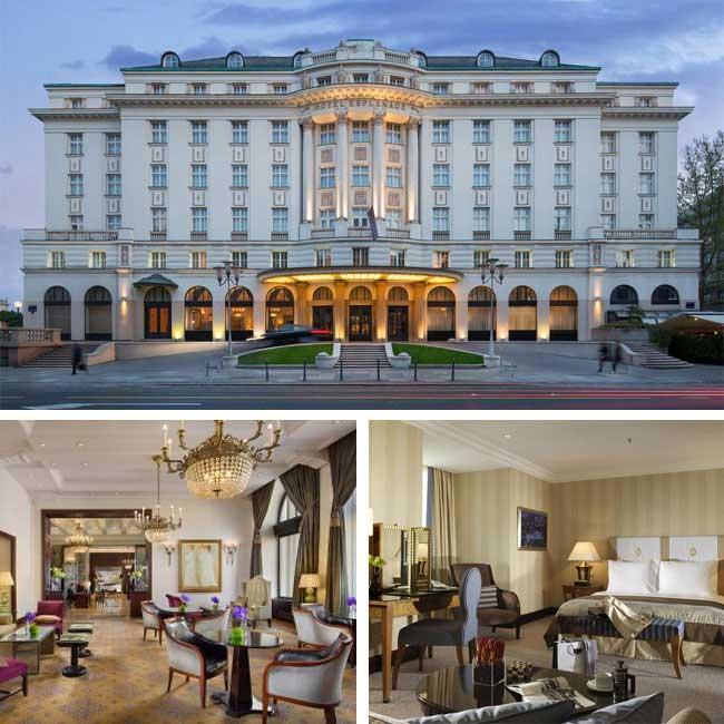 Esplanade Zagreb Hotel - Zagreb Hotels, Travelive