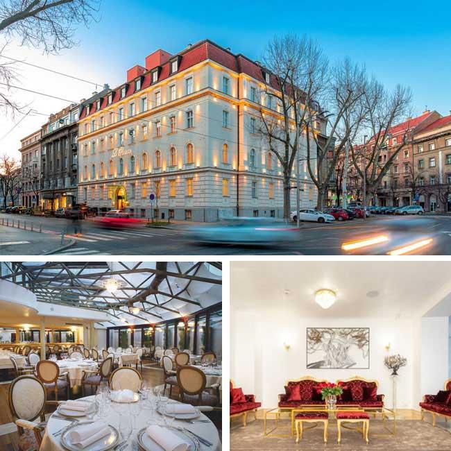 Le Premier Boutique Hotel - Zagreb Hotels, Travelive