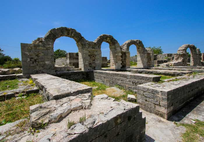 Ancient Salona today's Solin – Vacation Packages in Croatia by Travelive