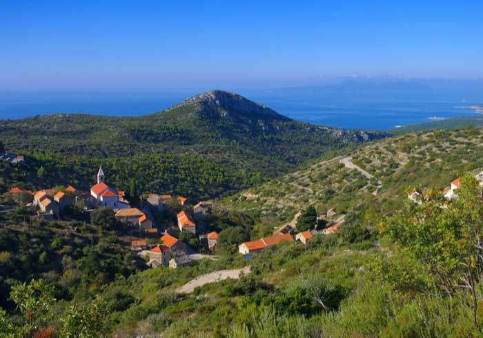 Velo Grablje Village Hvar – Vacation in Croatia created by Travelive