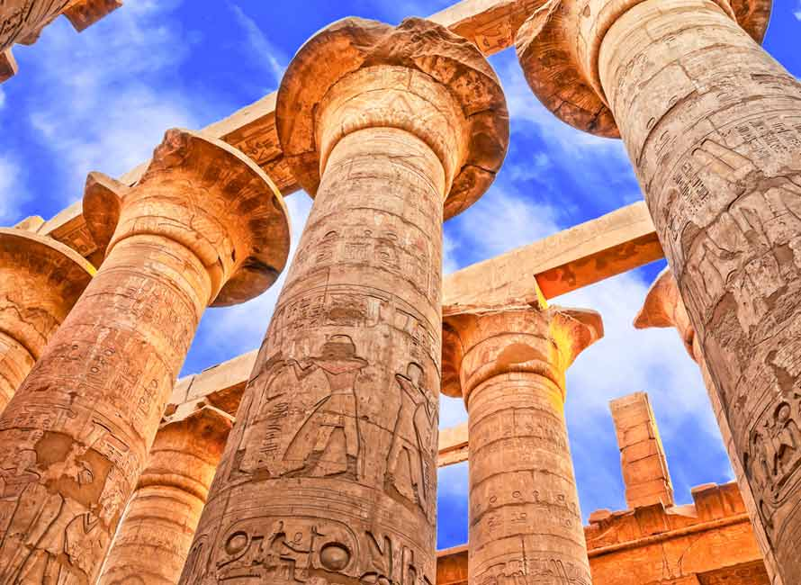 Hypostyle Hall – Luxor Tours with Travelive, Egypt Travel Destinations