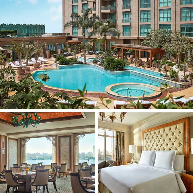 Four Seasons Hotel Cairo at Nile Plaza - Hotels in Cairo, Travelive