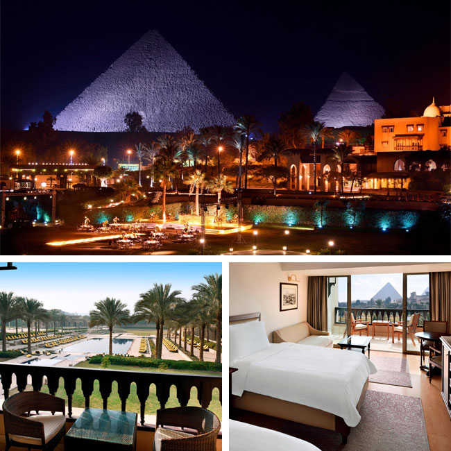 Marriott Mena House Cairo - Hotels in Cairo, Travelive