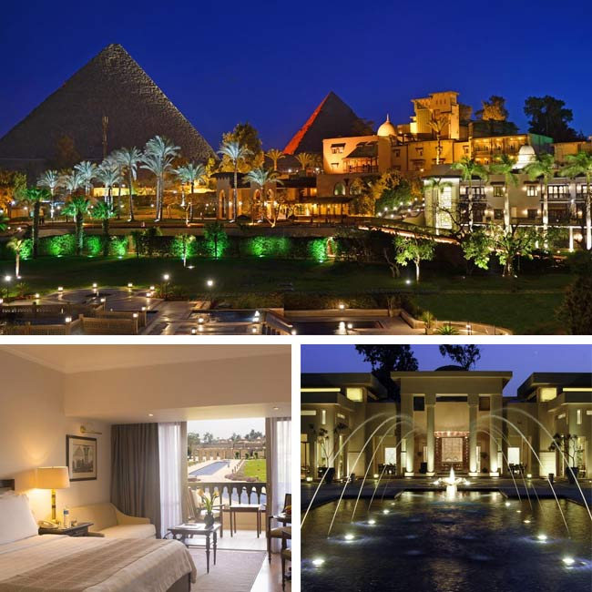 Mena House Oberoi - Luxury Hotels in Cairo, Travelive