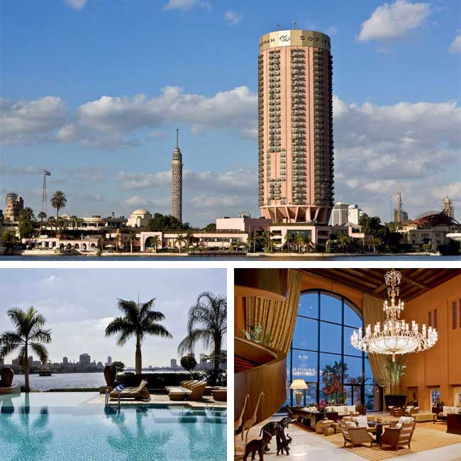 Sofitel Cairo Nile El Gezirah - Hotels in Cairo, Travelive
