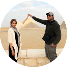 Couple Travel in Egypt – Top Travel Destinations by Travelive, luxury travel agency