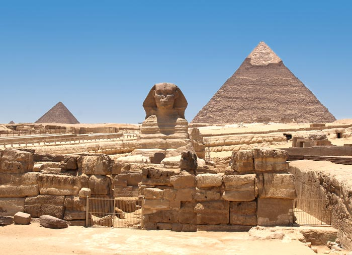 Pyramids – Sphinx, Cairo Holidays with Travelive, Egypt Explorer Package