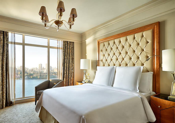 Four Seasons Hotel – Cairo Nile Plaza, Egypt Jordan Tour Packages by Travelive