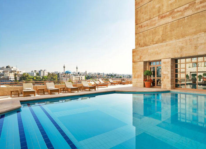 Grand Hyatt Hotel – Amman, Egypt and Jordan Tour Packages, Travelive