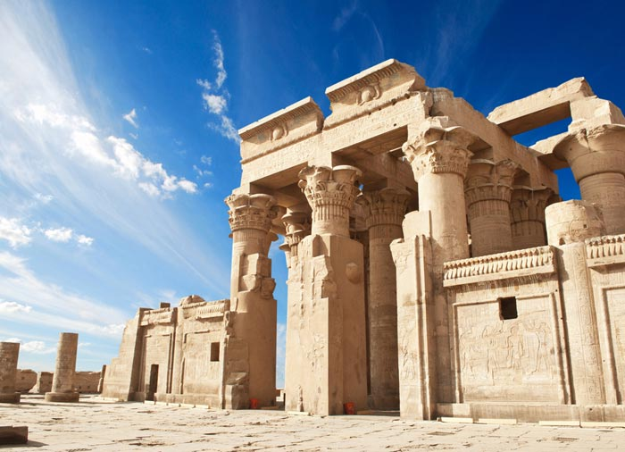 Ruins of Kom Ombo Temple – Egypt and Jordan Tours with Travelive
