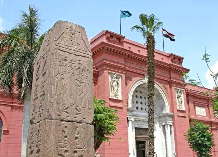 Egyptian Museum – Cairo Holidays with Travelive