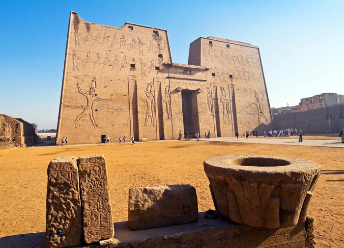 Horus Temple – Edfu, Cairo Vacation Packages with Travelive