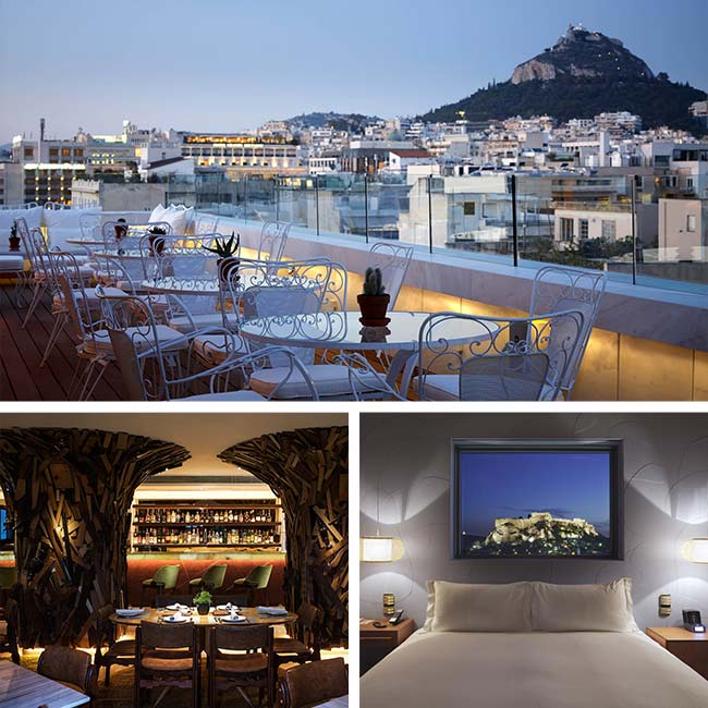 New Hotel - Athens Hotels, Travelive