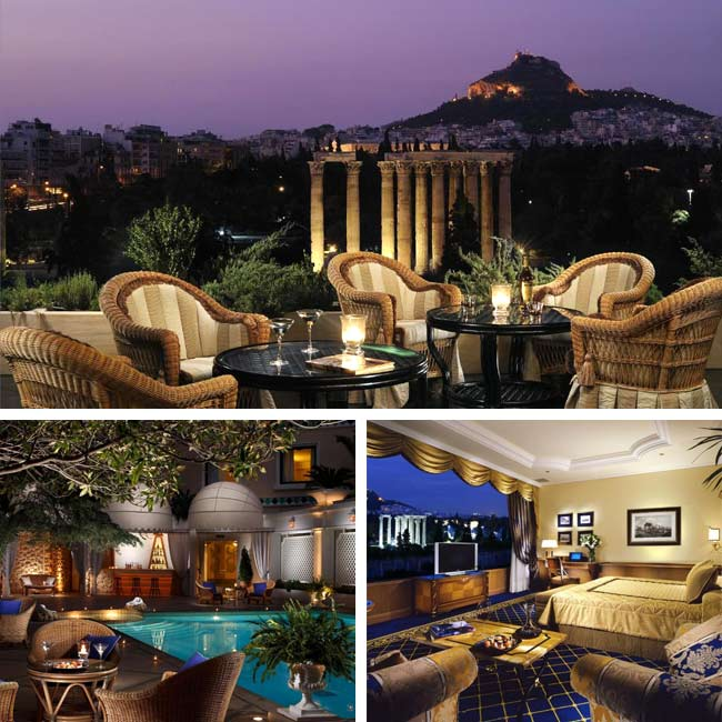 Royal Olympic Hotel - Luxury hotels Athens, Travelive