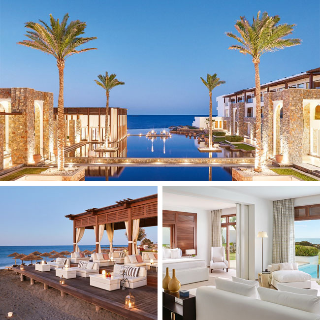 Amirandes Resort, a Luxury Collection Resort & Spa - Hotels in Crete Greece, Travelive