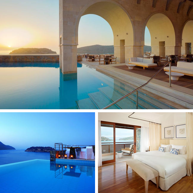 Blue Palace, a Luxury Collection Resort & Spa, Elounda - Hotels in Crete Greece, Travelive