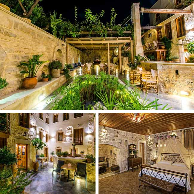 Casa Vitae Luxury Suites - Luxury hotels Crete, Travelive